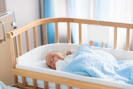 Choosing a bed for your newborn