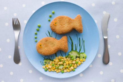 Introducing fish into a baby's diet