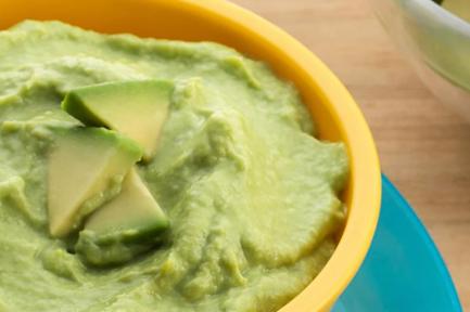 Is avocado good for babies? Avocado recipes