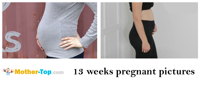 The 13th week of pregnancy — a very comfortable period ...