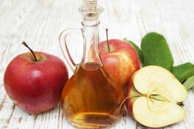 How to use apple cider vinegar against stretch marks