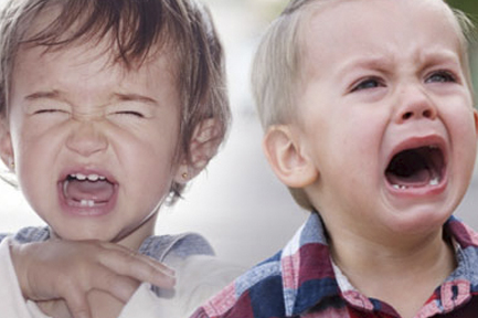Hysterics in kids How to deal with the problem