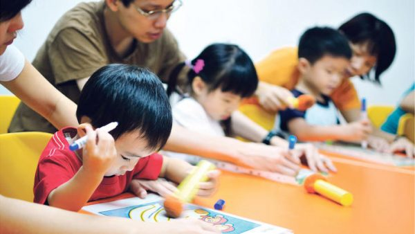 Japanese approach to disciplining children