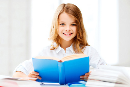 The child does not want to read 7 steps to reading