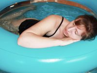Water birth pools recommendations on how to choose