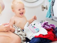 choose laundry detergent for infants