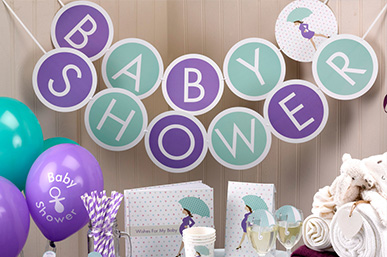 Planning Your Baby Shower