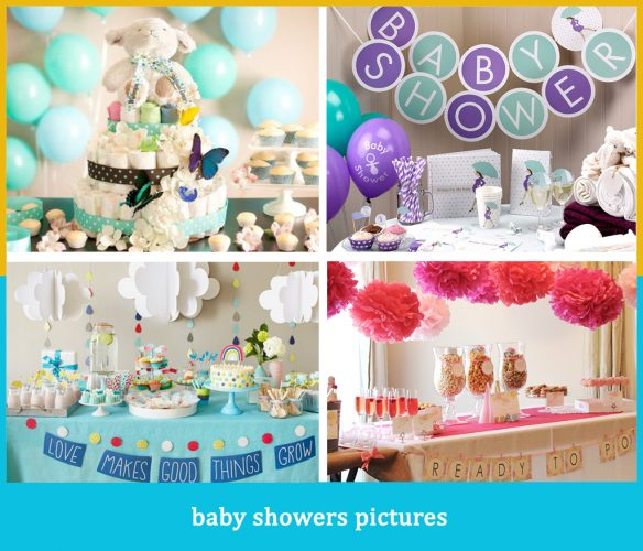 baby showers pictures